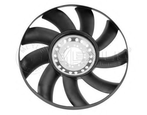 Купить Крыльчатка вентилятора MEYLE 3001150006