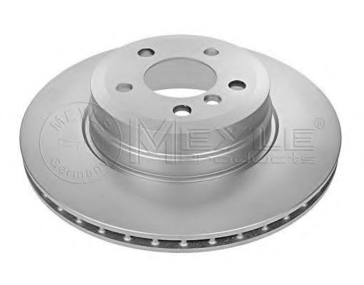 Диск тормозной задний вентилируемый MEYLE 315 523 0005/PD