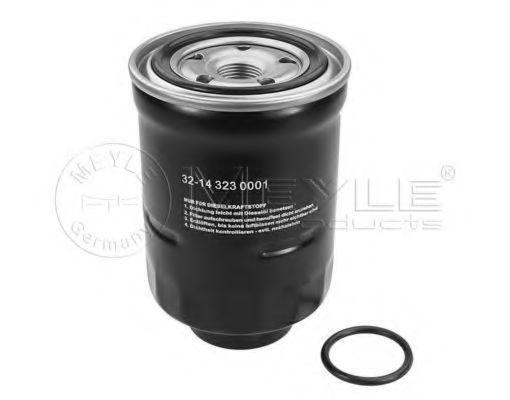 Фильтр топливный MEYLE 32143230001