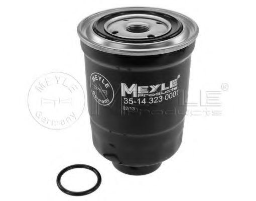 Фильтр топливный MEYLE 35143230001