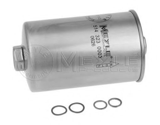 Фильтр топливный MEYLE 5143230003