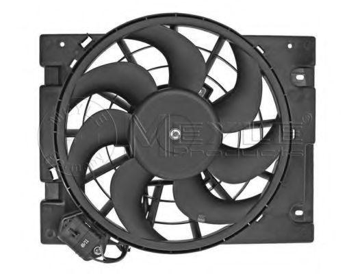 Вентилятор охлаждения двигателя MEYLE 6142360012