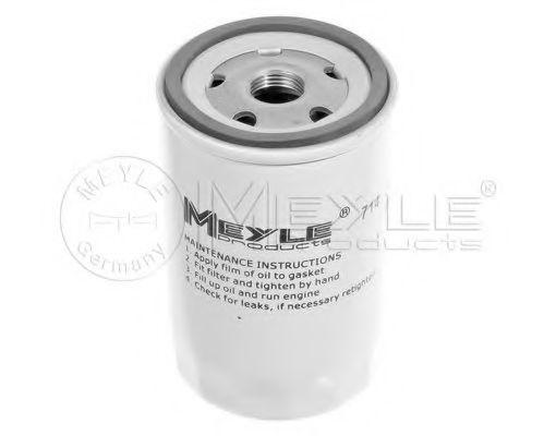 Фильтр масляный MEYLE 7143220002