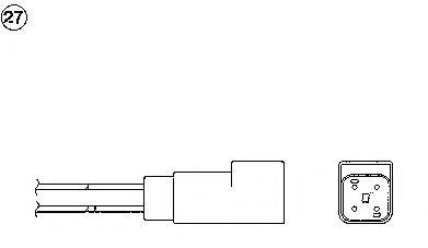 Лямбда-зонд NGK 1638