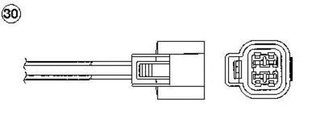 Лямбда-зонд NGK 96284