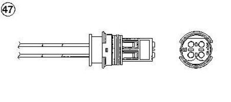 Лямбда-зонд NGK 0389