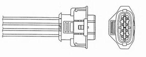 Лямбда-зонд NGK 1610