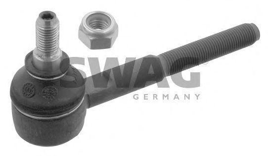 Наконечник рулевой тяги поперечной SWAG 10 71 0010