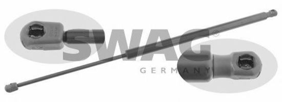 Амортизатор багажника SWAG 10 92 4712