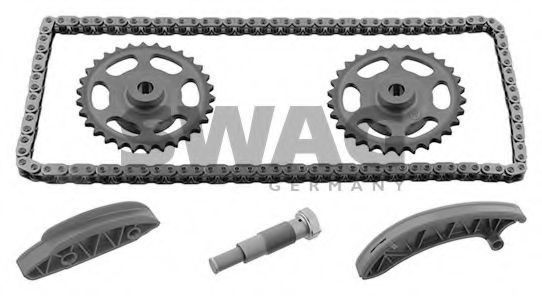 Ремкомплект цепи ГРМ SWAG 10 93 6593