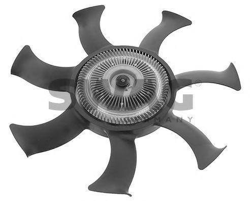 Вентилятор, охлаждение двигателя SWAG 10944883