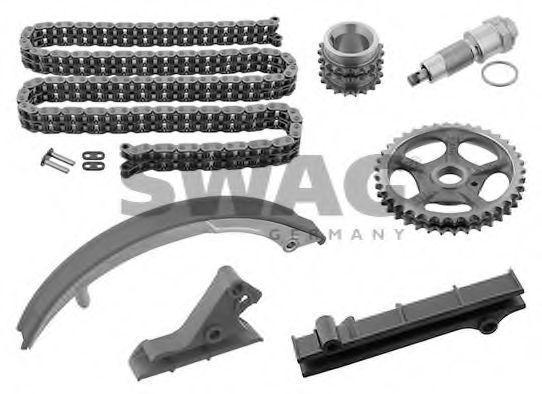 Ремкомплект цепи ГРМ SWAG 10 94 4970