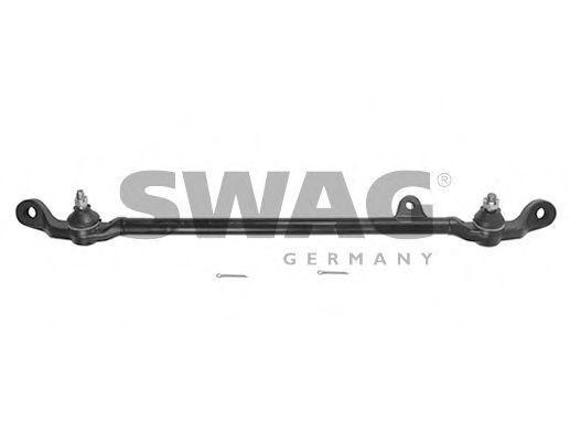 Поперечная рулевая тяга SWAG 13943348