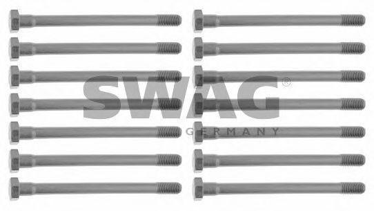 Комплект болтов головки цилидра SWAG 20912609