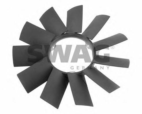 Крыльчатка вентилятора SWAG 20 91 9256