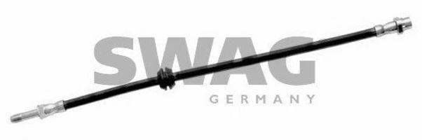 Шланг тормозной задний SWAG 20921117