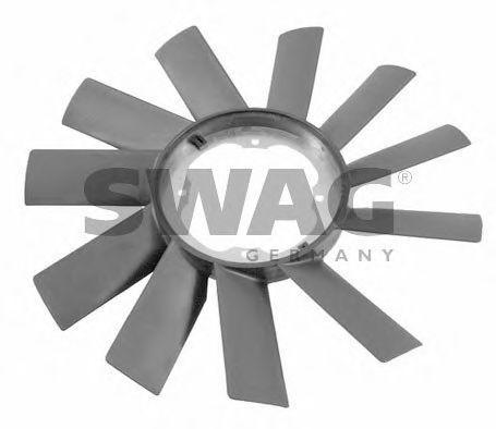 Крыльчатка вентилятора SWAG 20922062