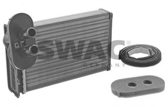 Радиатор отопителя салона SWAG 30911089