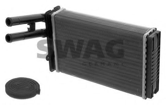 Радиатор отопителя салона SWAG 30914741