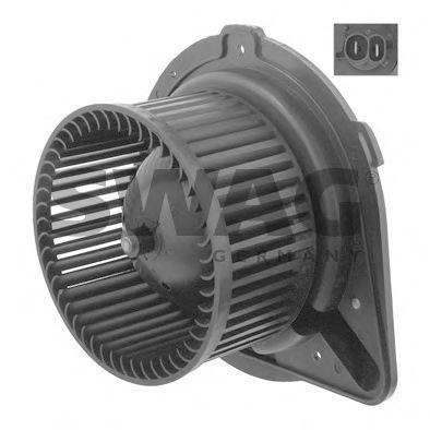 Мотор обогревателя салона SWAG 30918782