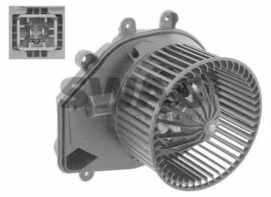 Мотор обогревателя салона SWAG 30926615