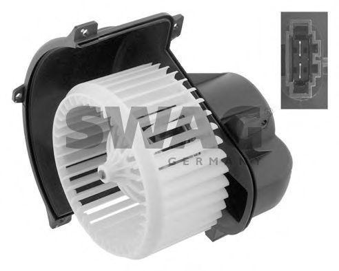 Мотор обогревателя салона SWAG 30 93 4788
