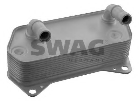 Радиатор масляный SWAG 30938787
