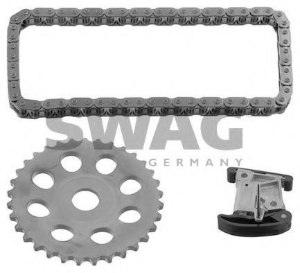 Ремкомплект цепи ГРМ SWAG 30 94 7767