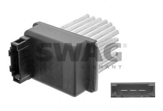 Сопротивление, вентилятор салона SWAG 32934793