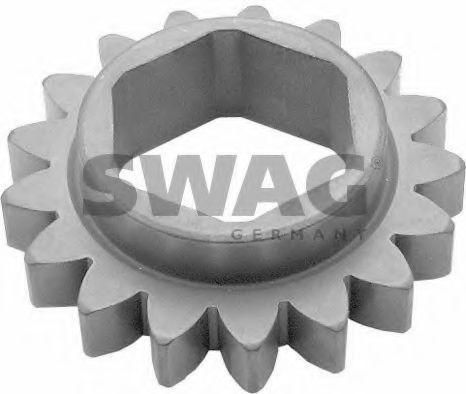 Ротор, масляный насос SWAG 40070010