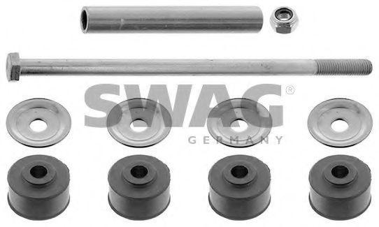 Сайлентблок рычага подвески SWAG 40610004
