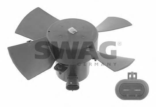 Электровентилятор SWAG 40917434