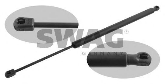 Амортизатор багажника SWAG 40933974