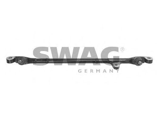 Поперечная рулевая тяга SWAG 40943351