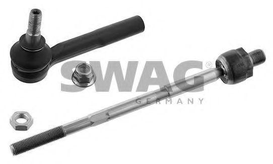 Поперечная рулевая тяга SWAG 40943779