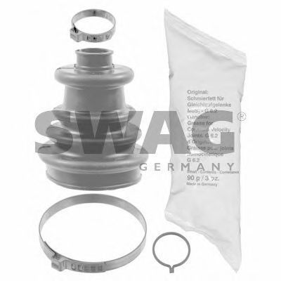 Комплект осевых манжетов (1 комплект) SWAG 50903291