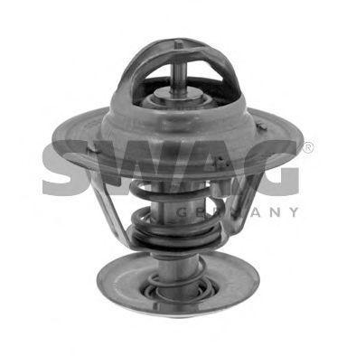 Термостат, охлаждающая жидкость SWAG 50918981