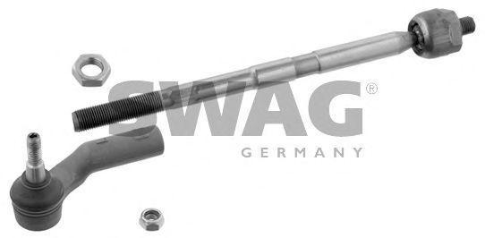 Поперечная рулевая тяга SWAG 50937741