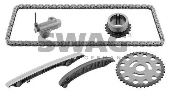 Ремкомплект цепи ГРМ SWAG 60 93 7999