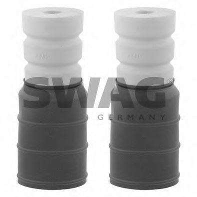 Защитный комплект амортизатора SWAG 62913074