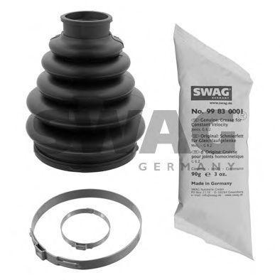 Пыльник ШРУС SWAG 62932662