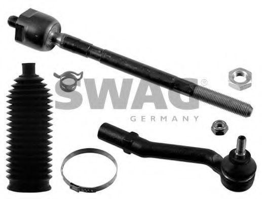 Поперечная рулевая тяга SWAG 62938899