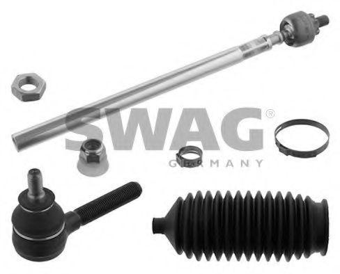 Поперечная рулевая тяга SWAG 62939292