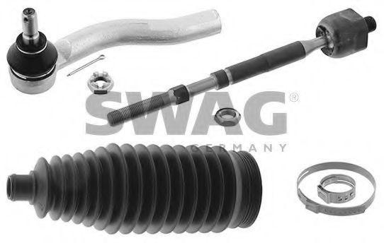 Поперечная рулевая тяга SWAG 62939590
