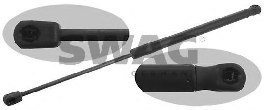 Газовая пружина, крышка багажник SWAG 64938523