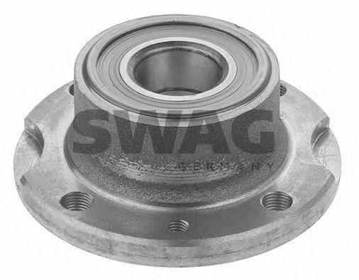 Комплект подшипника ступицы колеса SWAG 70912370