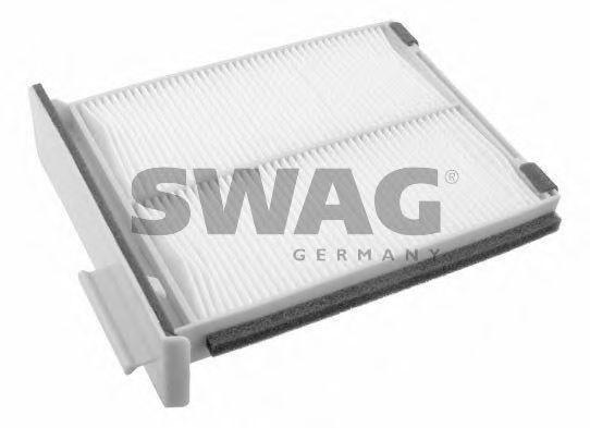 Фильтр, воздух во внутренном пространстве SWAG 83927908