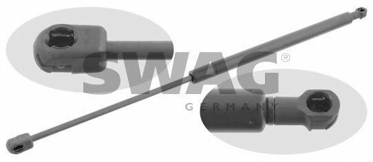 Газовая пружина, крышка багажник SWAG 91928065