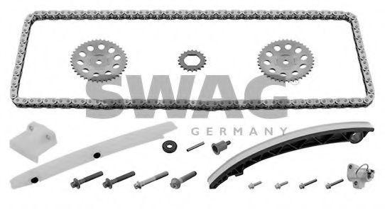 Натяжитель цепи ГРМ комплект SWAG 99133040