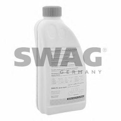 Антифриз G12+ фиолетовый 1.5л SWAG 99919400